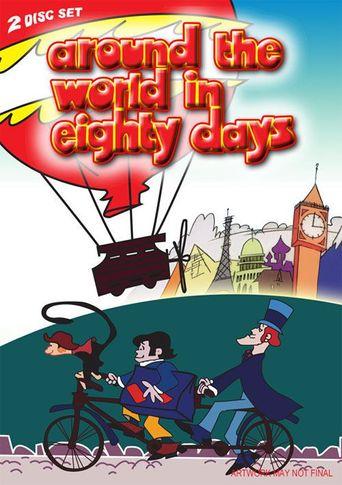 Around the World in Eighty Days Poster
