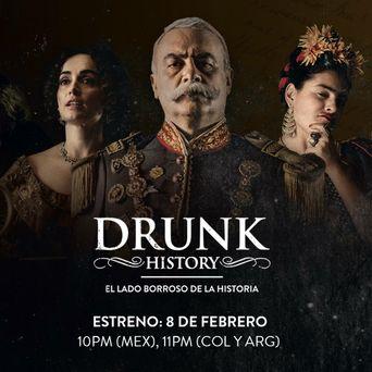 Drunk History: El Lado Borroso De La Historia Poster
