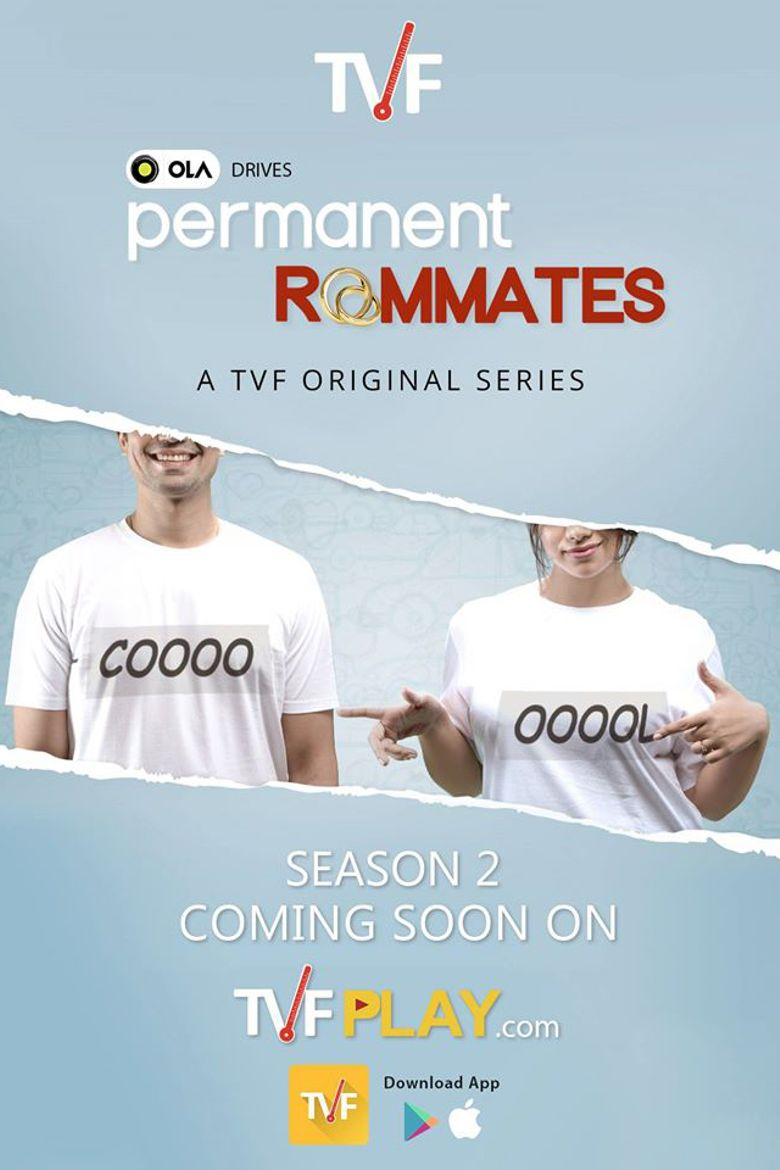 Permanent Roommates Poster