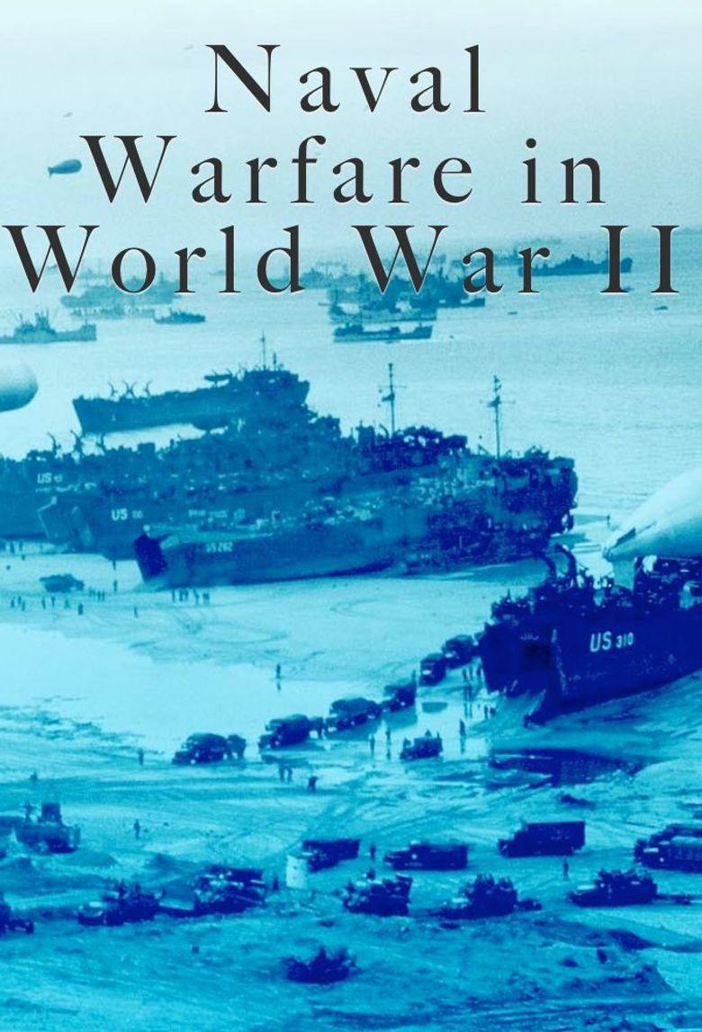 Naval Warfare in World War II Poster