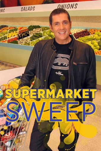 Dale's Supermarket Sweep Poster