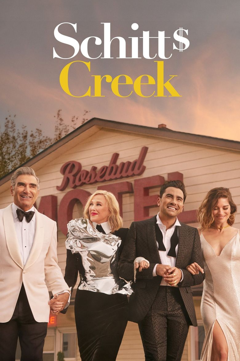 Image result for schitt's creek poster