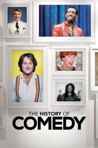 Watch The History of Comedy