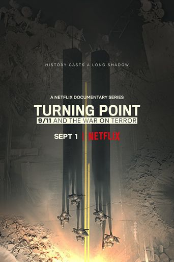 Turning Point: 9/11 and the War on Terror Poster