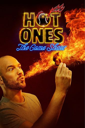 Hot Ones: The Game Show Poster