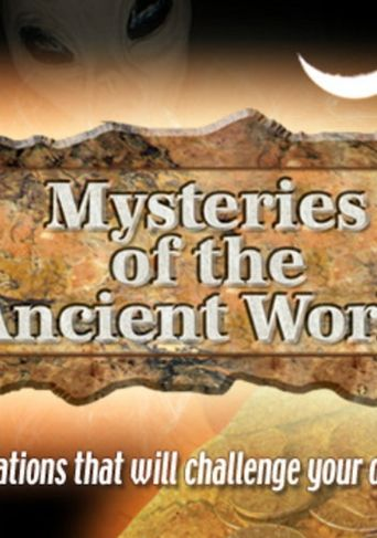 Mysteries of the Ancient World Poster