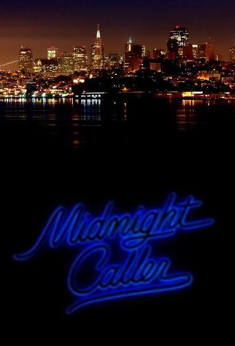 Midnight Caller Poster
