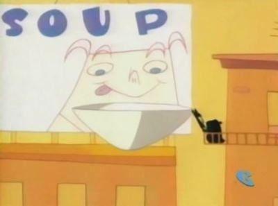 Season 01, Episode 207 Spit Soup