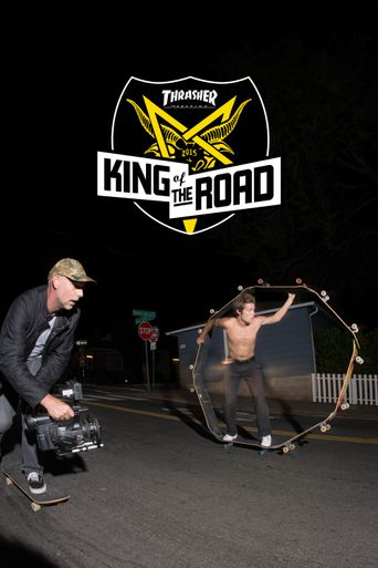 King of the Road Poster