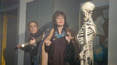 Season 03, Episode 15 Érase una academia