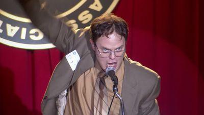 Season 02, Episode 17 Dwight's Speech