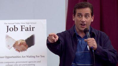Season 04, Episode 17 Job Fair