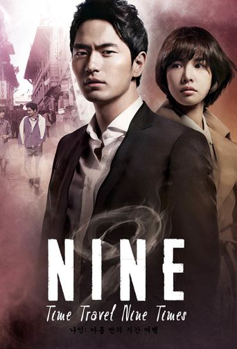Nine: Nine Time Travels Poster