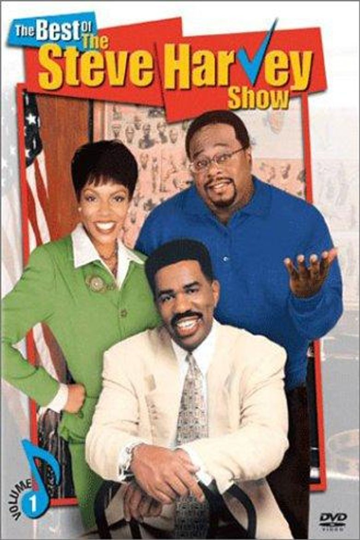 The Steve Harvey Show Poster
