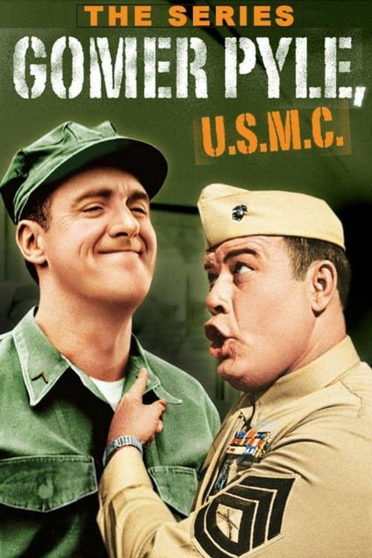 Gomer Pyle, U.S.M.C. Poster