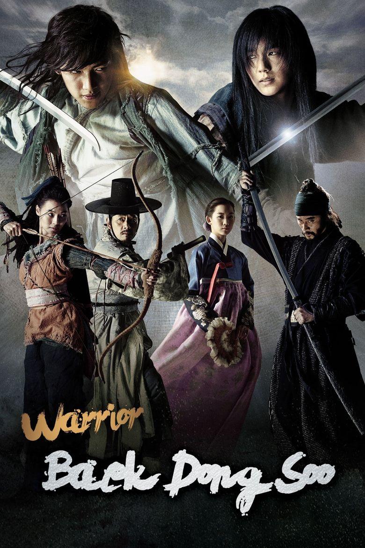 Warrior Baek Dong Soo Poster