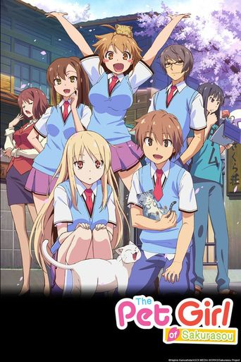 The Pet Girl of Sakurasou Poster