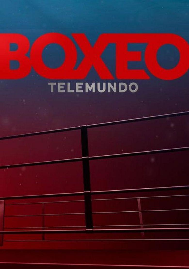 Boxeo Telemundo Poster