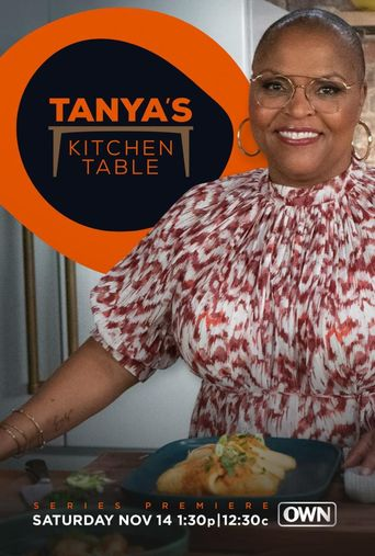 Tanya's Kitchen Table Poster