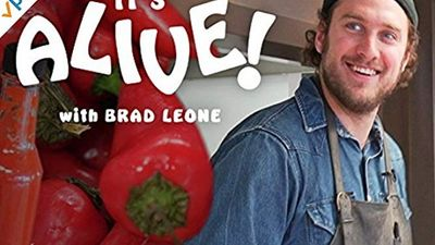 Season 01, Episode 02 Brad Makes Fermented Hot Sauce