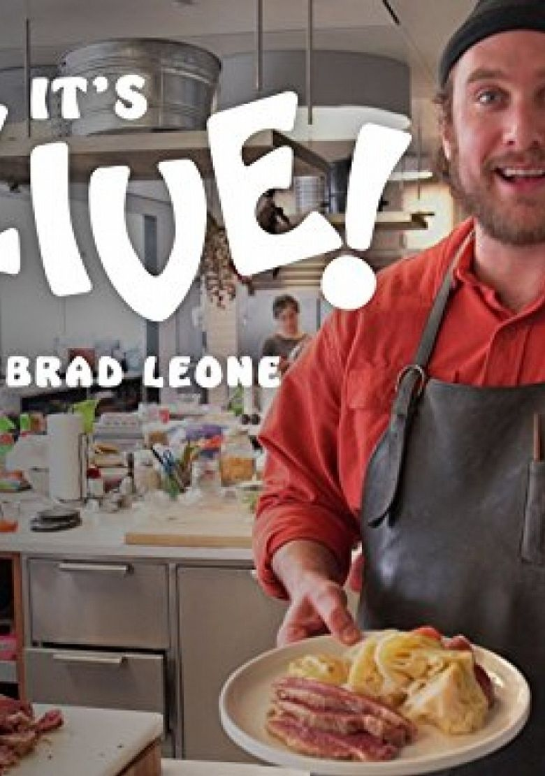 It's Alive with Brad Poster