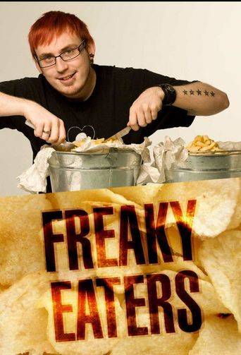 Freaky Eaters Poster