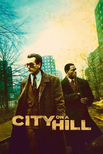 City on a Hill Poster