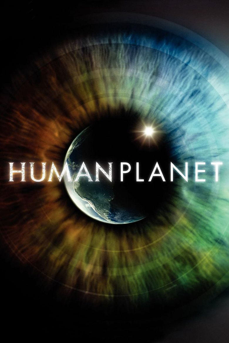 Human Planet Poster