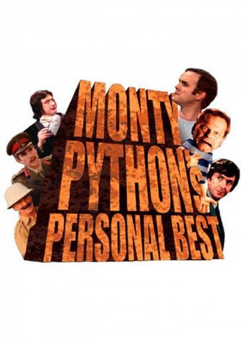 Monty Python's Personal Best Poster