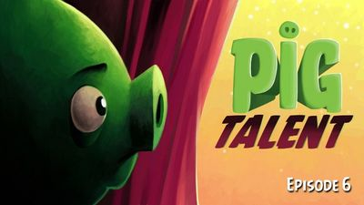Season 01, Episode 06 Pig Talent