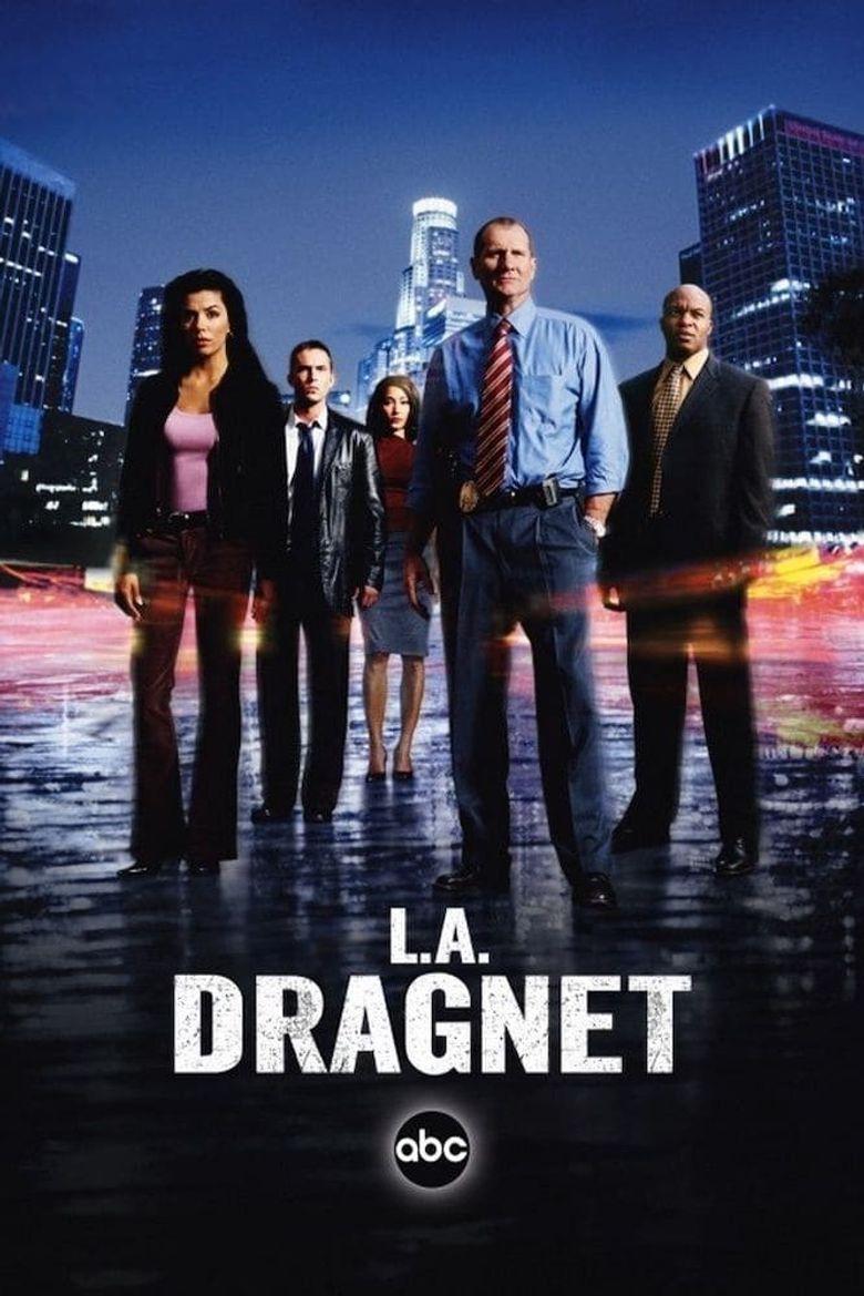 L.A. Dragnet Poster