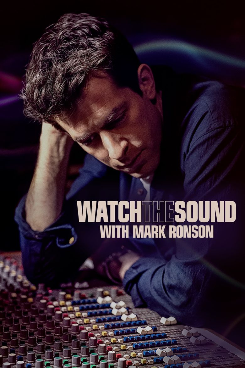 Watch the Sound with Mark Ronson Poster