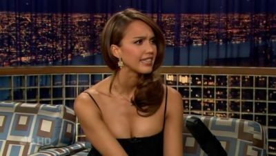 Season 14, Episode 156 Jessica Alba, Bear Grylls, Paul F. Tompkins