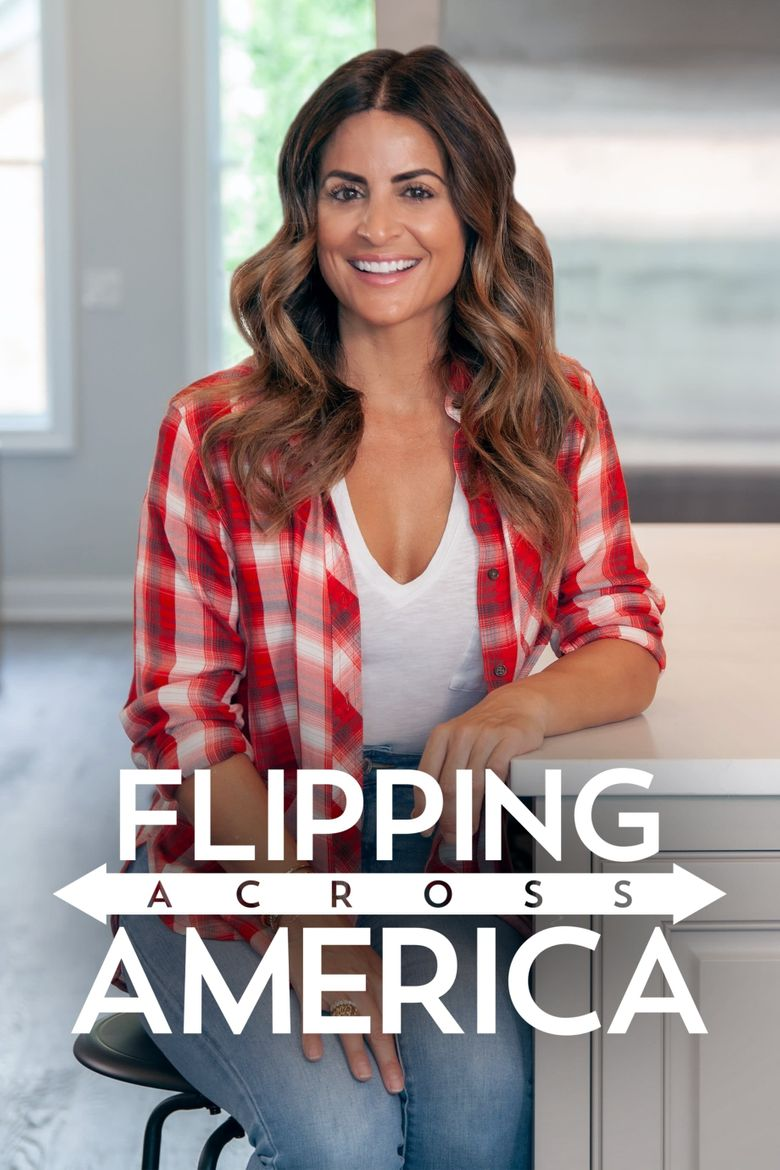 Flipping Across America Poster