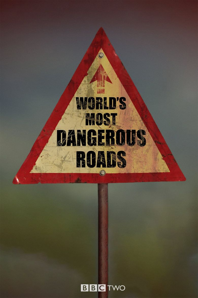 World's Most Dangerous Roads Poster