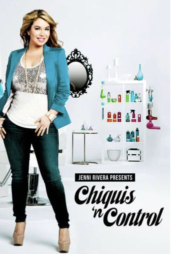 Chiquis N'Control Poster