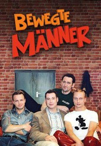 Bewegte Männer Poster