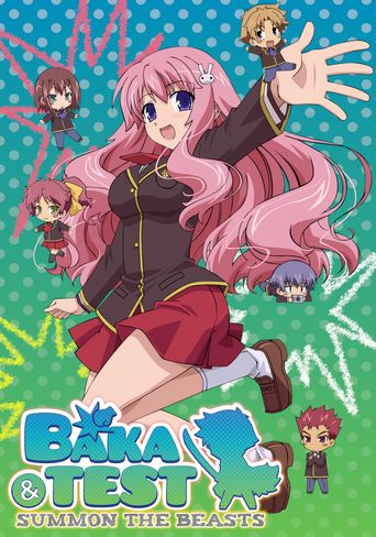 Watch Baka and Test: Summon the Beasts