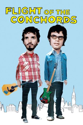 Watch Flight of the Conchords