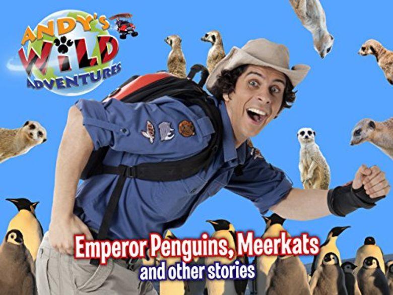 Andy's Wild Adventures Poster