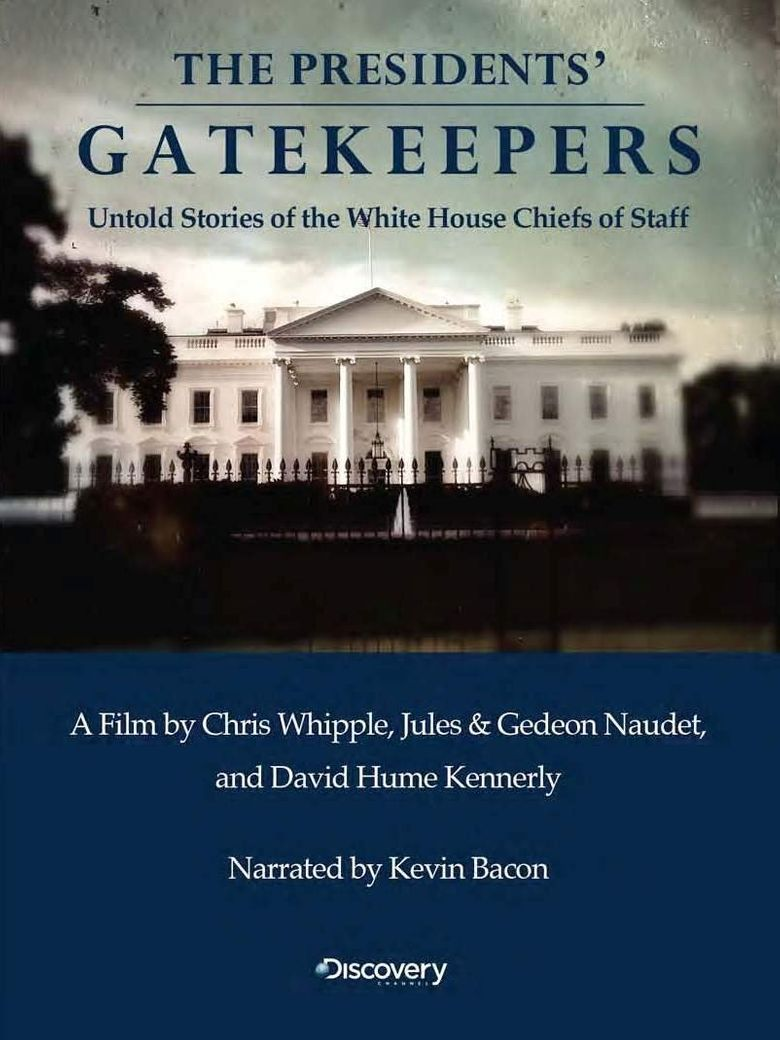 The Presidents Gatekeepers Poster