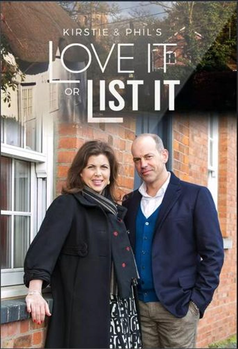 Kirstie & Phil's Love It or List It Poster