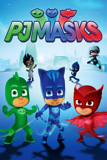 Watch PJ Masks