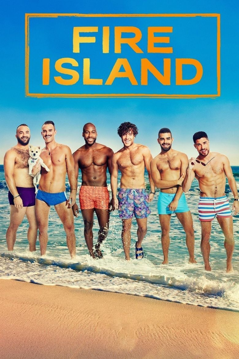 Fire Island Poster