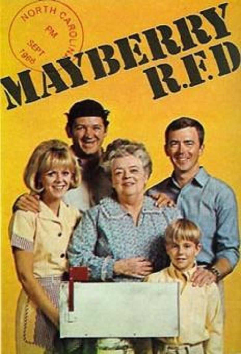 Mayberry R.F.D. Poster