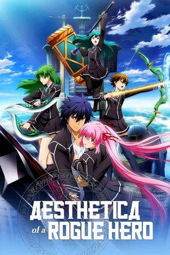 Aesthetica of a Rogue Hero Poster
