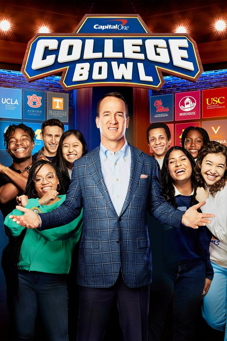 Capital One College Bowl Poster