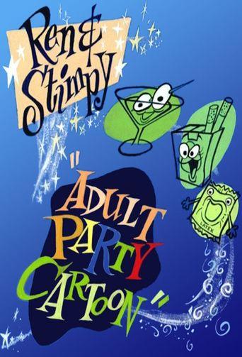 "Watch Ren & Stimpy ""Adult Party Cartoon"""
