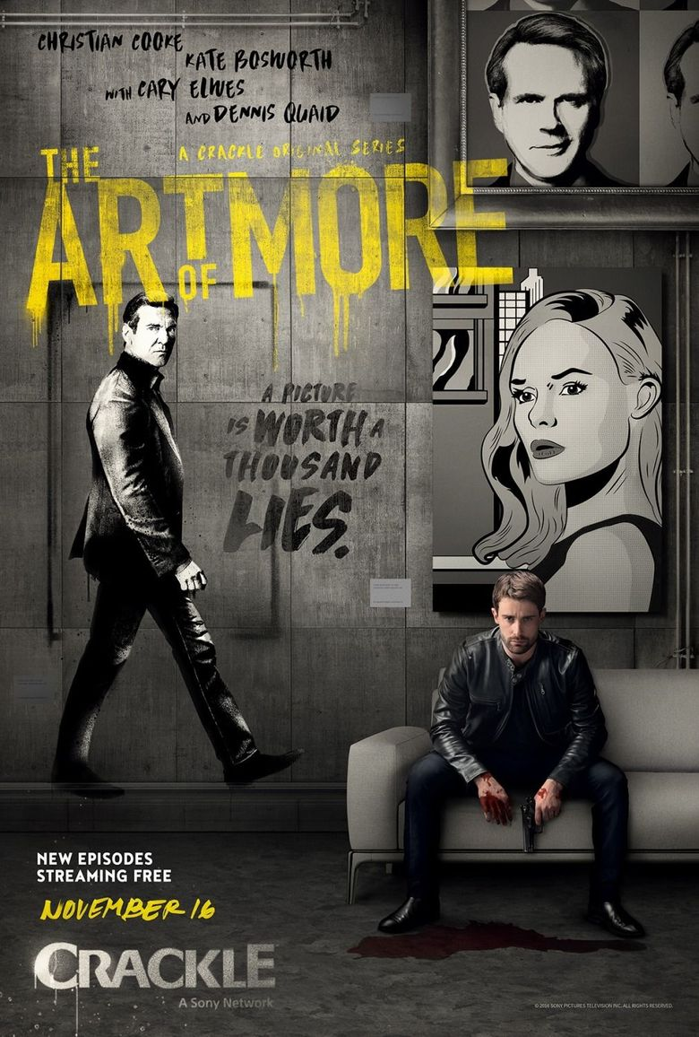 The Art of More Poster