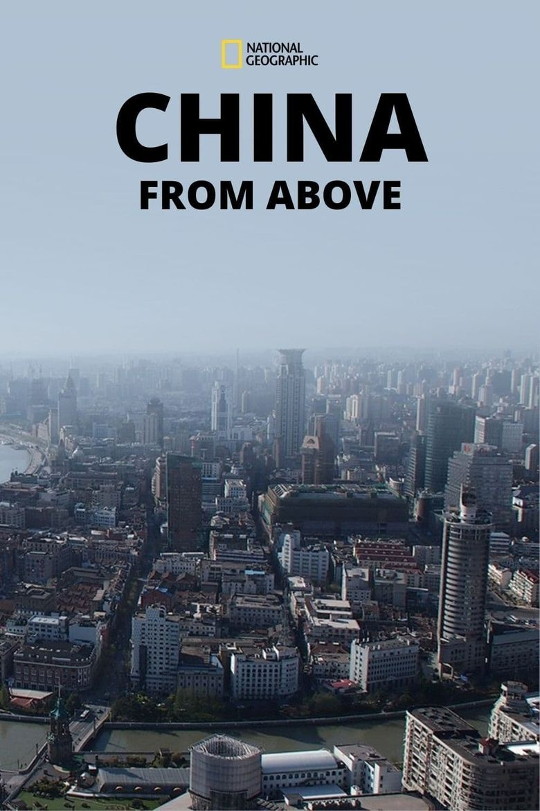 China From Above Poster